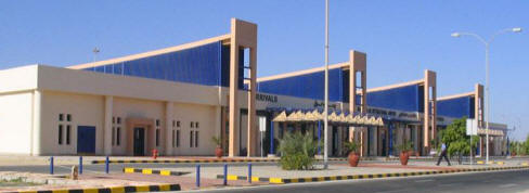 Marsa Alam International Airport Location And Information About