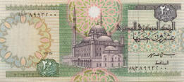 twenty Egyptian pounds